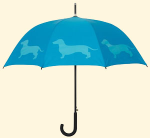 Get Your Own Dachshund Umbrella