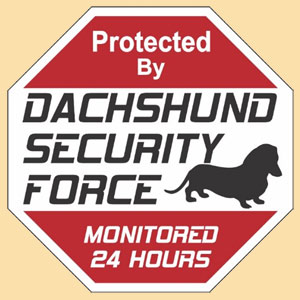 Dachshund Security Force