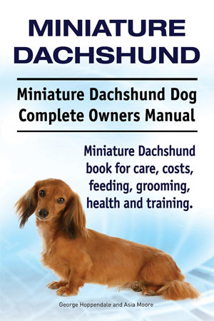 Miniature Dachshund Book